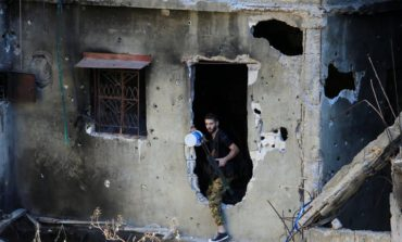 Six dead in clashes in Palestinian refugee camp in Lebanon