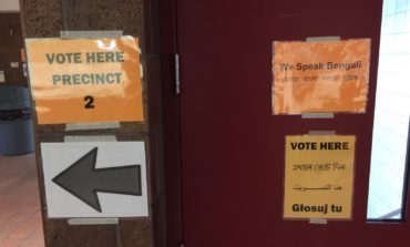 Low number of voters at the polls in Hamtramck