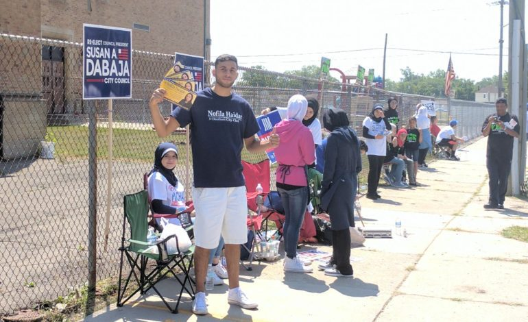 Dearborn volunteers remain enthusiastic despite low voter turnout