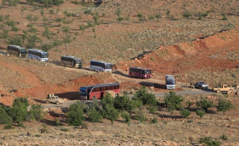 Lebanon-Syria refugee transfer delayed