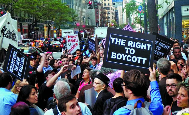 Senate Bill 720: Making it a crime to support Palestinian human rights