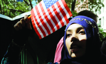 Pew Study: Muslims are proud Americans, but worried