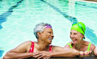 For diabetics, aquatic exercise as good as working out on land