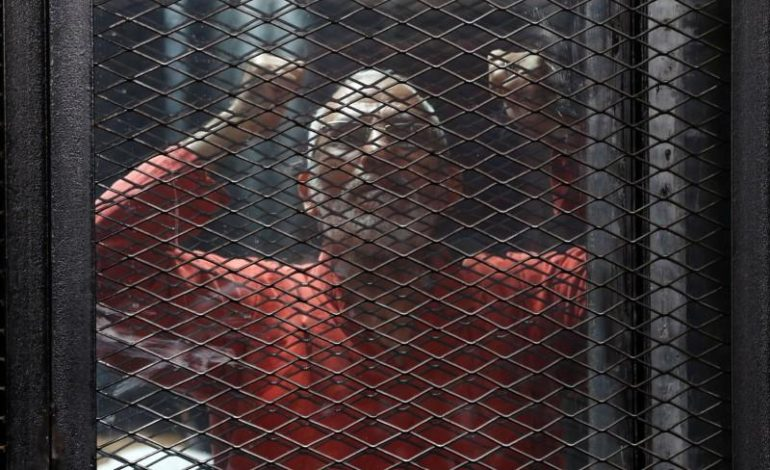 Egyptian court hands another life sentence to Muslim Brotherhood leader