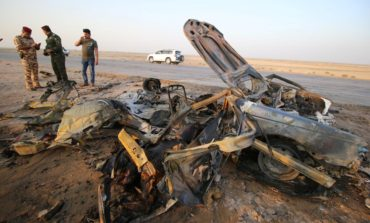 ISIS suicide attackers kill 60 in southern Iraq restaurants, checkpoint