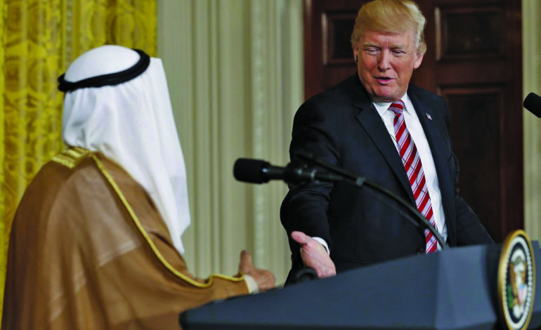 Trump offers to mediate talks on Qatar crisis