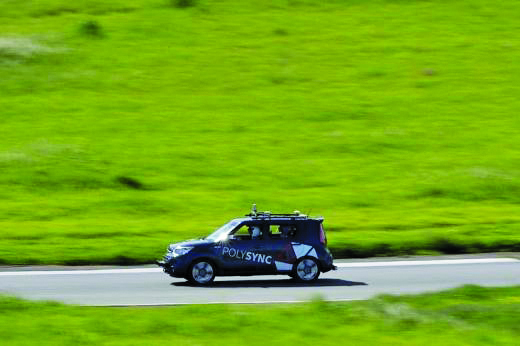 U.S. House unanimously approves sweeping self-driving car measure