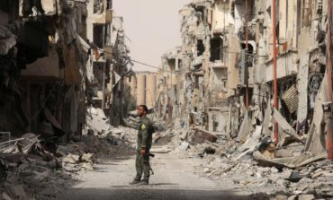 Syrian militias aim to push ISIS out of Raqqa within a month