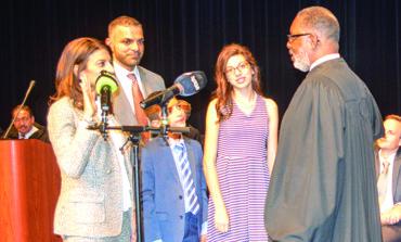Community, officials celebrate Arab American successes at Judge Mariam Bazzi's investiture