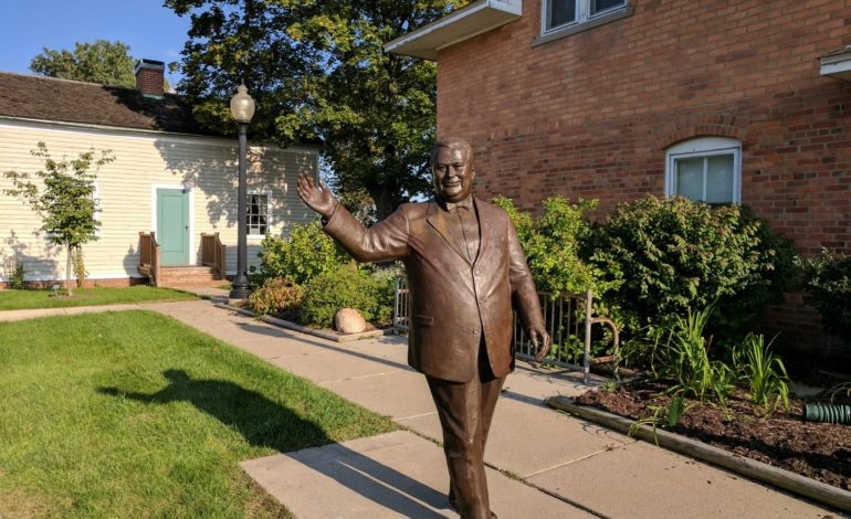 Dearborn acknowledges Former Mayor Orville Hubbard's racism with new plaque