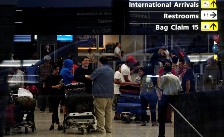 Supreme Court cancels arguments on Trump travel ban