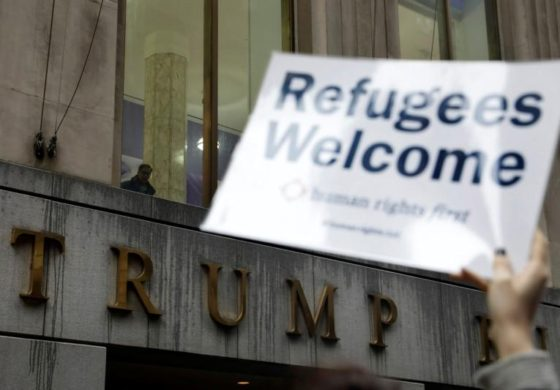 Supreme Court justice temporarily preserves Trump refugee ban