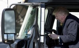 Trump steers the wheel to the country's downfall