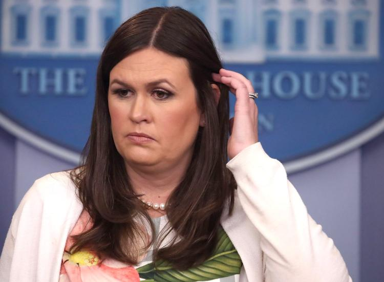 Sarah Huckabee Sanders: Americans will 'be begging for four more years of President Trump'