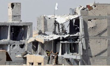 Raqqa, ISIS's Syrian HQ has fallen
