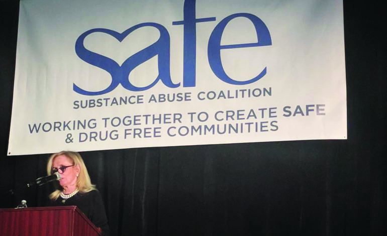 SAFE holds inaugural fundraising dinner