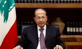 Lebanon president: Syrian refugees should return to homeland's calmer areas