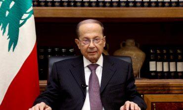 Lebanon president: Syrian refugees should return to homeland's calmer areas