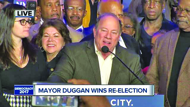 Voters in Detroit and Westland stay with the status quo