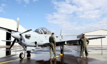 Lebanese army gets two light-attack aircraft from U.S.