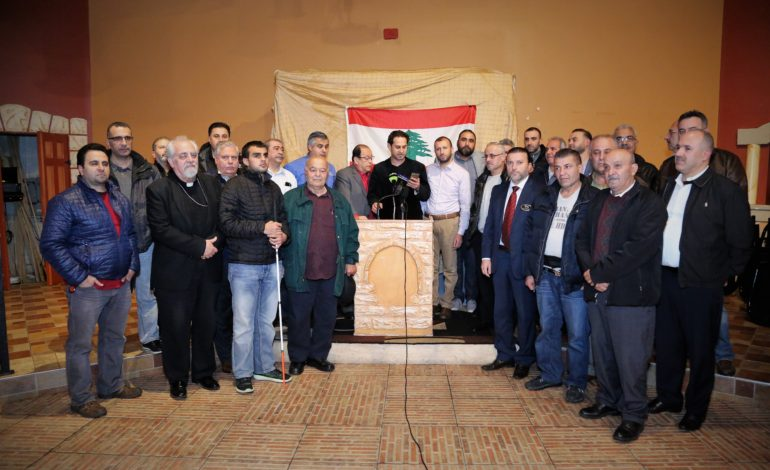 Lebanese Americans in Michigan condemn Saudi intervention, stand by Hariri