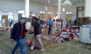Death toll in Egypt mosque attack rises to 305 killed: state news agency