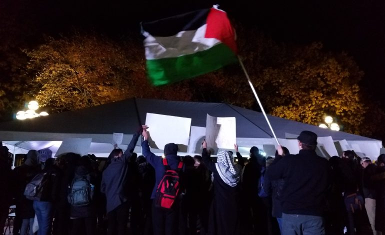 Student group launches #UMDivest campaign