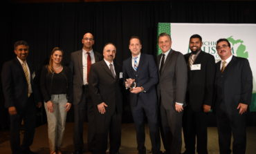 "Simon Shaykhet and WXYZ-TV honored with ""Fairness In Media"" award"