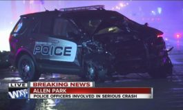 Dearborn Heights police officer faces charges after fatal crash in Allen Park