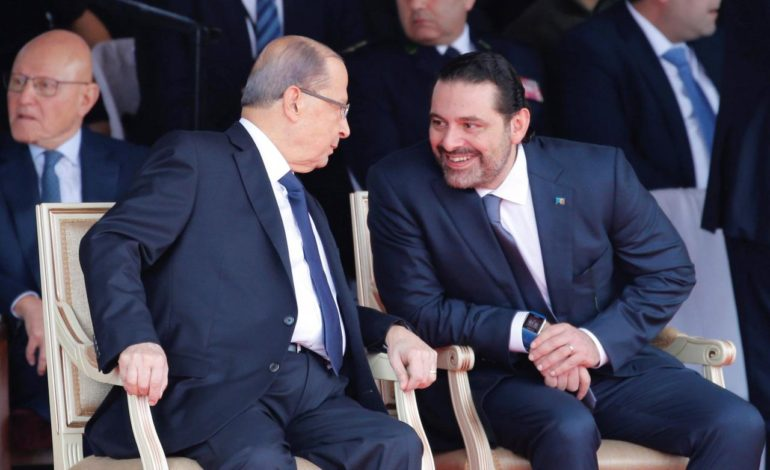 Hariri puts resignation on hold