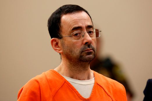 U S  team doctor Nassar pleads guilty to criminal sexual