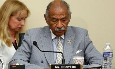 Conyers hospitalized as top House Democrat calls for his resignation