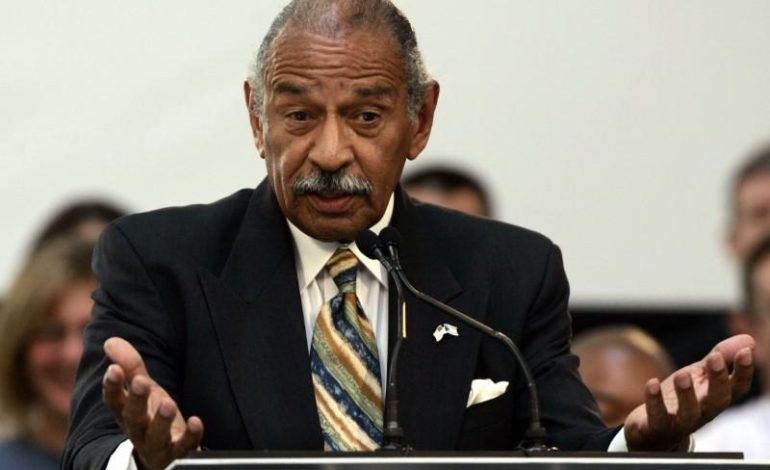 U.S. Rep. John Conyers denies sexual harassment allegation