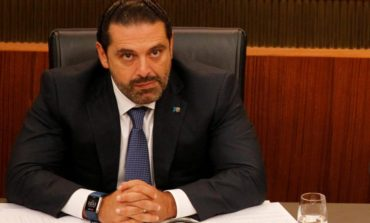 Hariri says will return to Lebanon in days