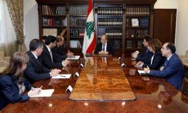 U.S., EU affirm support for Lebanon