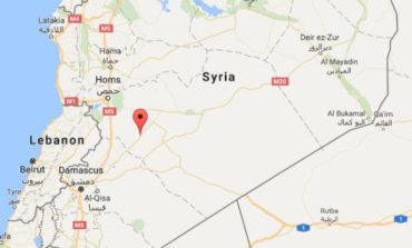 Israeli airstrike hits near Syria's Homs