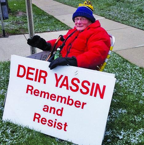 Obituary: Women's hall of famer and activist Marcia Federbush (1934-2017)