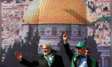 Hamas: Palestinian unity deal is collapsing
