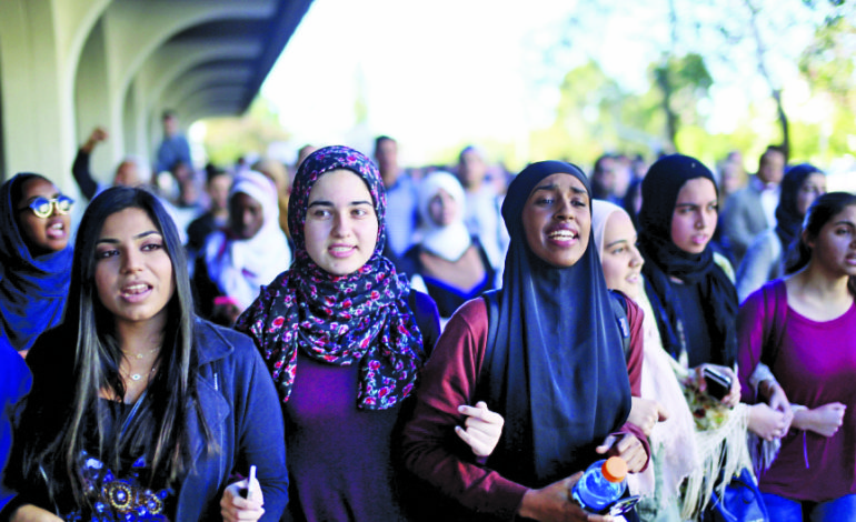 Study: Americans' favorable opinions toward Arabs and Muslims improving