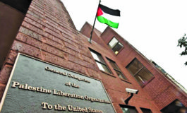 Trump administration closing PLO office in Washington