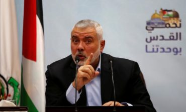 """U.S. State Department designates Hamas leader as """"terrorist"""""""