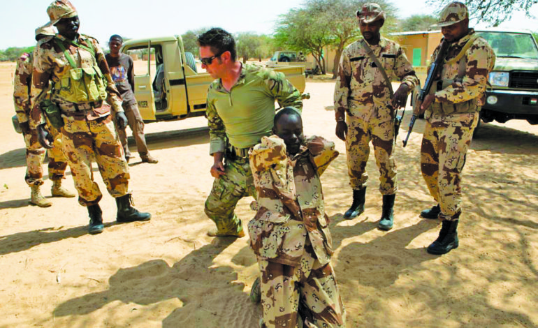 Shadow armies: The unseen, but real U.S. war in Africa