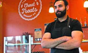 Local café offers healthy desserts