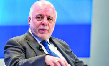 Abadi: Iraq's reconstruction may cost $100 billion