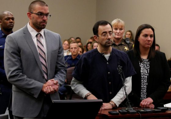 Ex-USA Gymnastics doctor sentenced to 175 years for sexual abuse