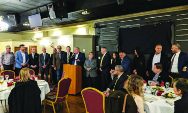 Community and officials bid farewell to Detroit FBI head David Gelios