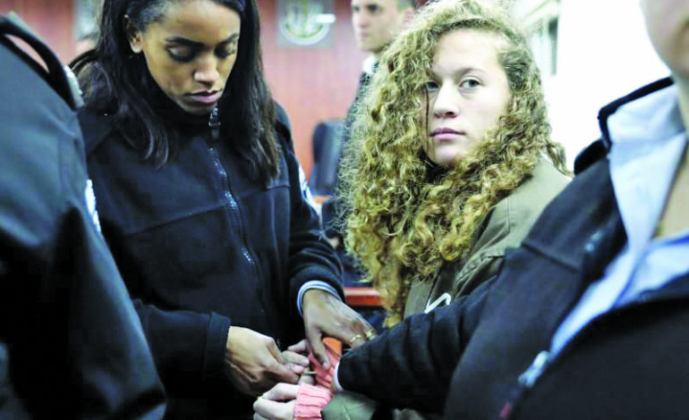 Everything wrong with the reaction to Ahed Tamimi's prosecution