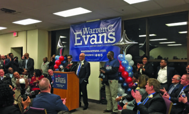 Wayne County Executive Warren Evans announces re-election bid