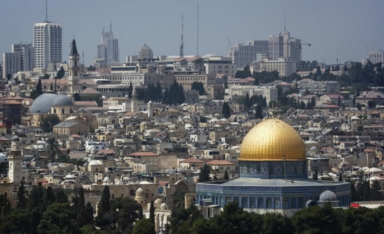 Israeli parliament changes law to tighten grip on Jerusalem