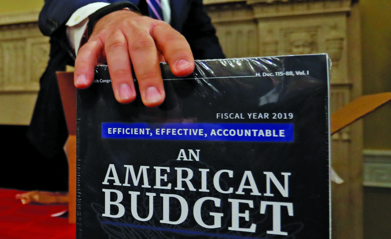 Trump budget seeks cuts to domestic programs, Medicare, favors military and wall
